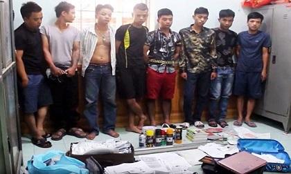 Đồng Nai: Khởi tố băng nhóm cho vay lãi 'cắt cổ'