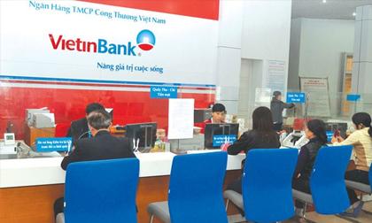 Vietinbank lỗ 800 tỷ trong quý IV.2018, lương bình quân trên 20 triệu đồng/tháng/nhân viên