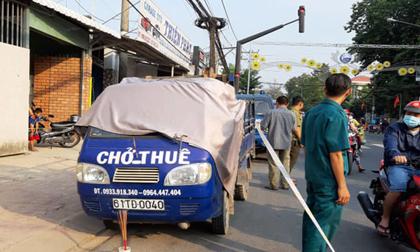 Người đàn ông chạy xe ba gác chết gục trên phố ngày 28 Tết