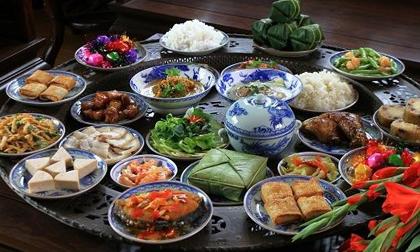 Mâm cỗ ngày Tết cổ truyền của người Việt có gì đặc biệt?