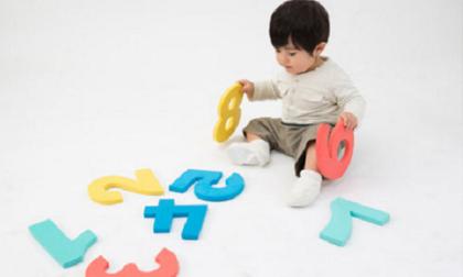 Mẹo nuôi dưỡng tư duy Toán học cho trẻ ngay từ lúc bé