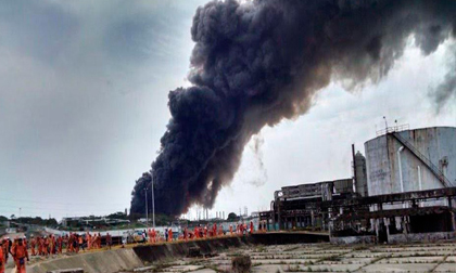 Nổ đường ống dẫn nhiêu liệu tại Mexico: 125 người tử vong