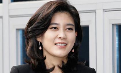 Nữ tỷ phú xinh đẹp nhất Hàn Quốc: