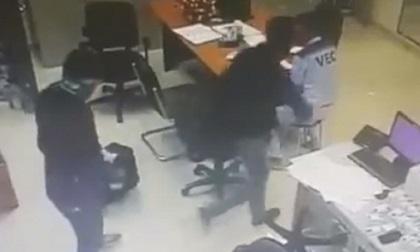 2 tên cướp tại Trạm thu phí ở Đồng Nai hành động trong 6 phút