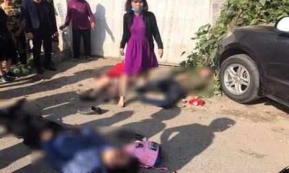 Kiểm tra chất kích thích tài xế vụ tai nạn 3 người chết ở Thanh Hóa