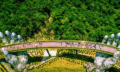 Dấu ấn du lịch Việt Nam qua 3 công trình lớn