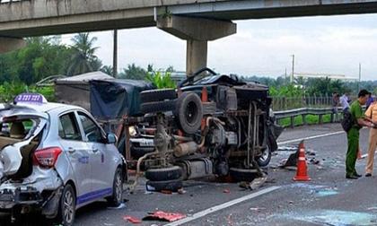 161 người chết vì tai nạn giao thông trong 8 ngày nghỉ Tết Kỷ Hợi