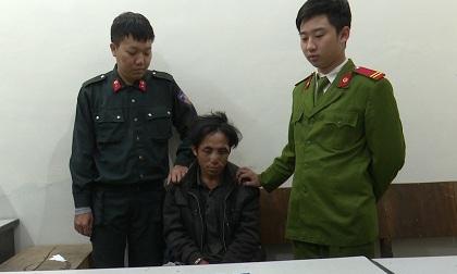 Trung úy công an bị bắn xuyên đùi khi truy bắt tội phạm ma túy