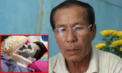 Xót xa tâm sự của người cha khi thấy con trai Việt kiều bị tạt axit, cắt gân chân