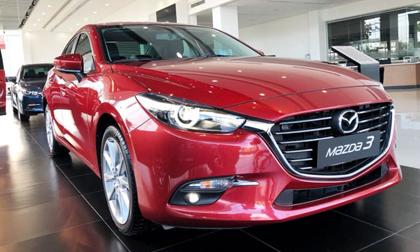 Top 5 sedan hạng C bán chạy nhất thị trường Việt Nam tháng 1/2019