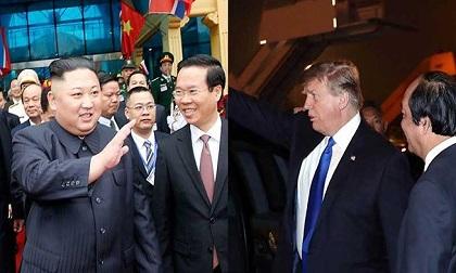 Hôm nay bắt đầu thượng đỉnh Mỹ-Triều ở Hà Nội