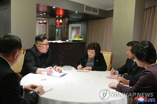 Triều Tiên tiết lộ điều đầu tiên ông Kim Jong Un làm khi đến Hà Nội - 1