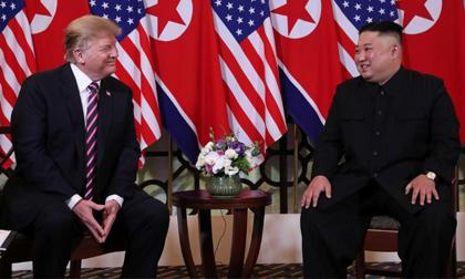 Ngày thứ 2 ông Trump gặp ông Kim Jong-un: Đi đến tiếng nói chung