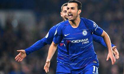 Chelsea 2-0 Tottenham: The Blues trở lại mạch thắng trong ngày Kepa bị 'tống' lên ghế dự bị