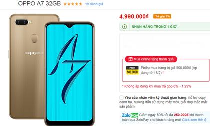 Top smartphone giá rẻ, máy 'ngon' đầu năm