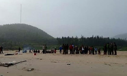 Vụ 2 cha con lật thuyền mất tích trên biển: Đã tìm thấy thi thể người con?