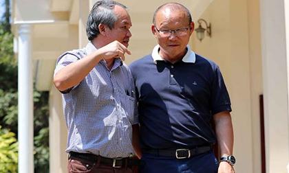 Bầu Đức gặp HLV Park Hang Seo bàn vụ giúp ĐT Việt Nam đi World Cup