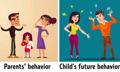 8 sai lầm cha mẹ hay mắc phải ảnh hưởng xấu đến cuộc đời con cái
