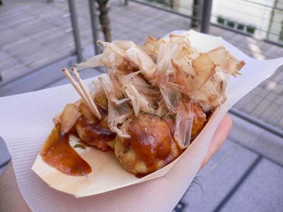 Những món ăn đường phố không thể bỏ qua khi đến Nhật Bản - 2
