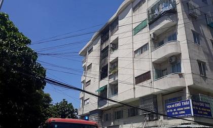 3 căn hộ cháy giữa trưa, cả chung cư tháo chạy