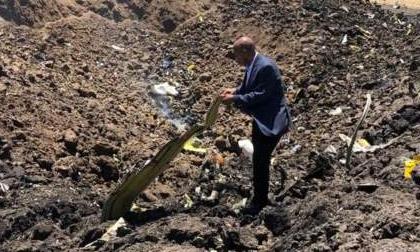 Máy bay Ethiopia rơi, 157 người chết: Tiết lộ sốc của nhân chứng