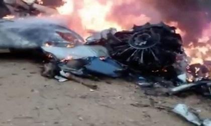 Tai nạn máy bay thảm khốc ở Colombia, không một ai sống sót