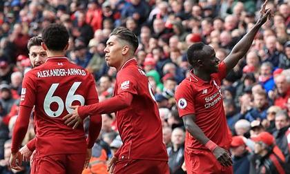 Hạ Burnley, Liverpool duy trì khoảng cách 1 điểm với Man City