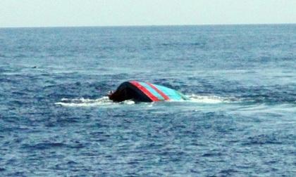 Sóng đánh chìm thuyền, 2 vợ chồng tử vong