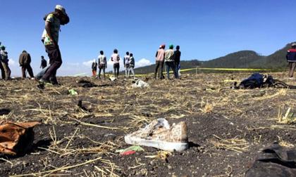 Vụ rơi máy bay 157 người chết ở Ethiopia: Đã xác định được danh tính hành khách