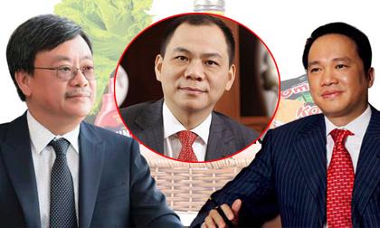 Thế 'chân kiềng' của 3 tỷ phú Việt từ mối quan hệ của Vingroup, Masan và Techcombank