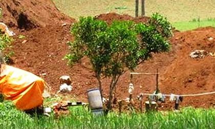 Kinh hoàng: 3 người đàn ông tử vong khi đào mỏ tìm thiếc