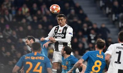 Juventus - Atletico Madrid: Tuyệt đỉnh Ronaldo và kịch bản điên rồ