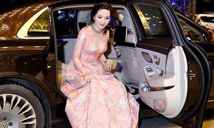 Từng là giai nhân của chủ tịch Tân Hoàng Minh, 'Hoa hậu không tuổi' Giáng My giàu cỡ nào?