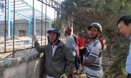 Sập công trình, 6 người chết: Suýt nữa tôi đã không còn về gặp vợ con
