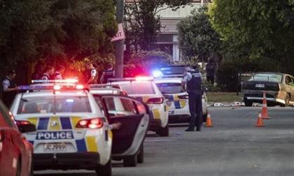 Xả súng đẫm máu ở New Zealand