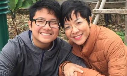 Con trai Công Lý-Thảo Vân nói về cuộc ly hôn 'Mẹ cũng đã ngoài 50, không thể kiếm nhiều tiền'