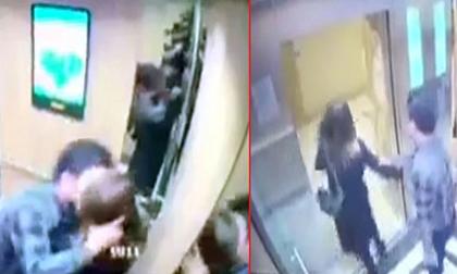 Xử phạt đối tượng sàm sỡ nữ sinh trong thang máy ở Nhân Chính 200.000 đồng