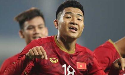 Quang Hải, Đức Chinh tỏa sáng, U23 Việt Nam vùi dập U23 Brunei