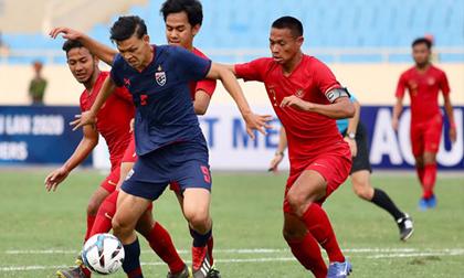 Thị uy sức mạnh, U23 Thái Lan đè bẹp U23 Indonesia 4-0