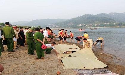 Vụ 8 học sinh đuối nước ở Hoà Bình: Khúc sông tử thần