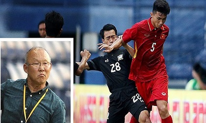 Tái đấu U23 Thái Lan, HLV Park Hang-seo đã bớt căng thẳng?