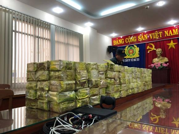 276 kg ma tuý bị bắt ở Philippines đi từ cảng Cát Lái ở Sài Gòn - Ảnh 2.
