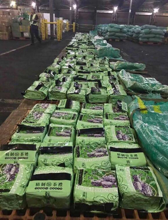 276 kg ma tuý bị bắt ở Philippines đi từ cảng Cát Lái ở Sài Gòn - Ảnh 1.