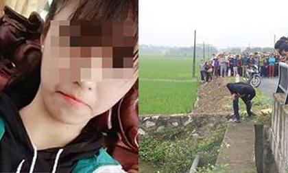 Chuyển hồ sơ vụ nữ sinh lớp 10 tử vong dưới mương nước lên công an tỉnh