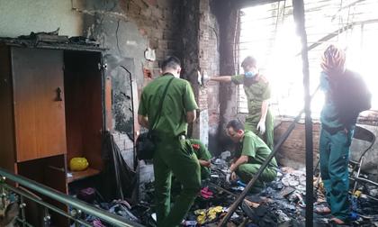 Cháy dữ dội tại ngôi nhà hai tầng, cặp vợ chồng thoát chết trong gang tấc