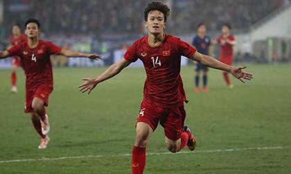 U23 Việt Nam đoạt vé châu Á: 'Zidane Việt' ấn tượng chỉ kém Quang Hải