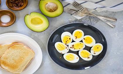 9 loại thực phẩm tuyệt vời cho bữa sáng, tốt gấp mấy lần bún phở, số 3 đẹp da chị em nào cũng thích