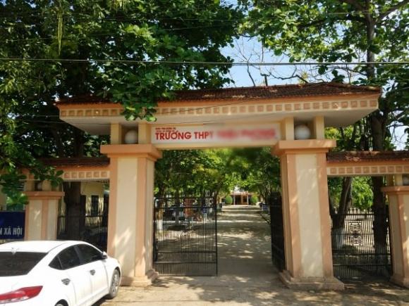 Hé lộ số nam sinh bị bắt giam trong nghi án hiếp dâm tập thể nữ sinh ở Quảng Trị - Ảnh 1.