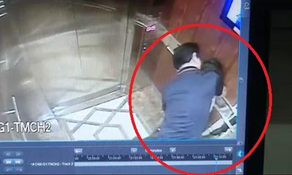 Công an vào cuộc điều tra kẻ biến thái quấy rối bé gái trong thang máy