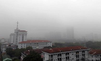 Dự báo thời tiết 3/4: Hà Nội có sương mù và mưa phùn